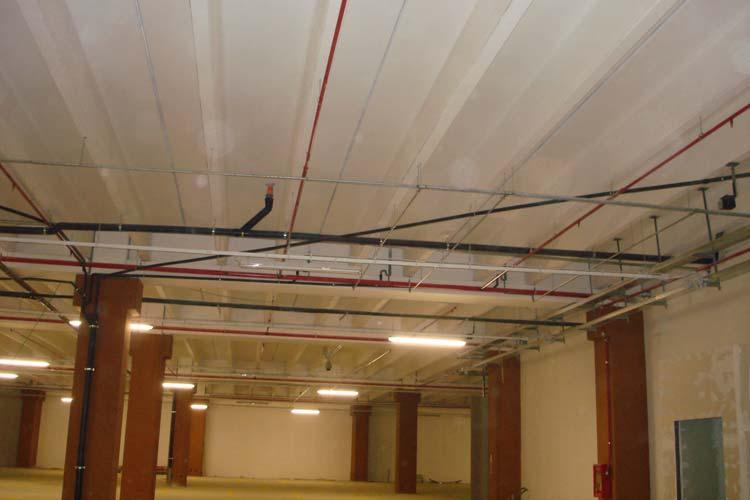 Realizzazione Impianti Centro Commerciale Vibo Center