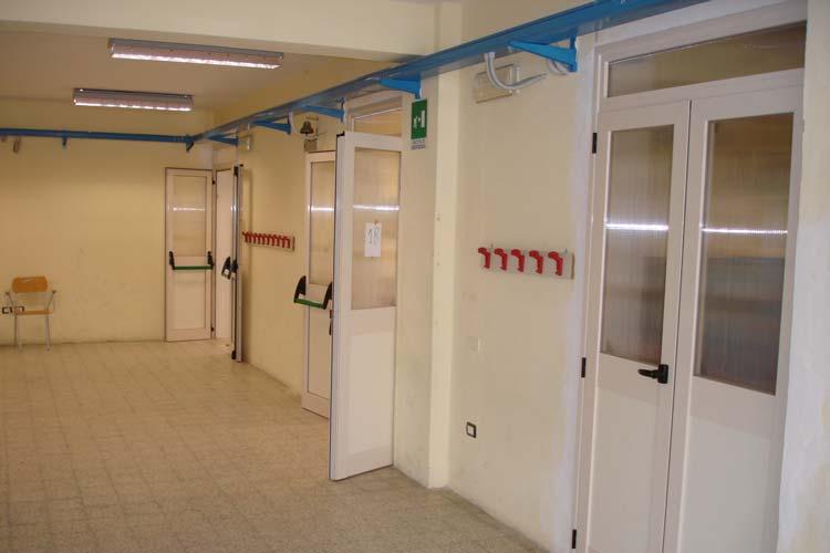 Realizzazione impianto elettrico e manutenzione Scuola Villa San Giovanni (RC)
