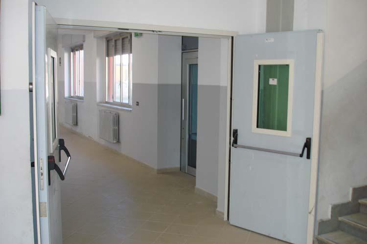 Ristrutturazione Scuola La Russa Serra San Bruno Adeguamento Antincendio