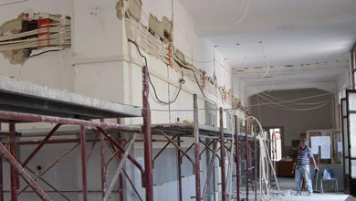 Adeguamento elettrico Scuola Media Garibaldi Vibo Valentia