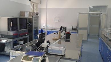 Realizzazione reparto immunotrasfusionale Melacrino Morelli Reggio Calabria
