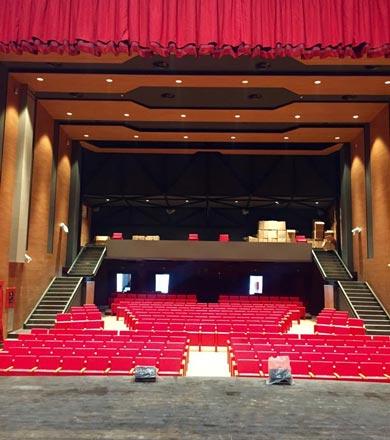 Ristrutturazione Cinema Teatro Sciarrone - Palmi