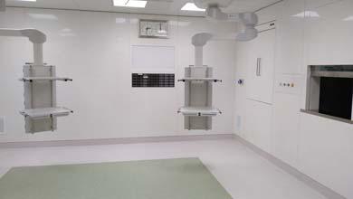 Sala Operatoria Ginecologia Ospedale Jazzolino Vibo Valentia